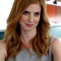 Suits star Sarah Rafferty is one of our top 5 - see the rest...