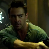 Colin Farrell stars in the new Total Recall trailer...